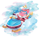 новый год, поросенок, рождество, год свиньи, розовый поросенок, зима, птица, new year, pig, christmas, year of the pig, pink pig, bird, neues jahr, schwein, weihnachten, jahr des schweins, rosa schwein, winter, vogel, nouvel an, cochon, noël, année du cochon, cochon rose, hiver, oiseau, año nuevo, cerdo, navidad, año del cerdo, cerdo rosa, invierno, pájaro, capodanno, maiale, natale, anno del maiale, maiale rosa, uccello, ano novo, porco, natal, ano do porco, porco rosa, inverno, ave, новий рік, порося, різдво, рік свині, рожевий порося, птах