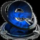 internet explorer blue copy
