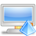 lcd monitor pyramid 72