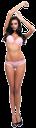 нижние бельё, девушка в нижнем белье, модель, манекенщица
