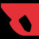 opera logo shadow