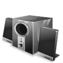 2, 1, speaker, system