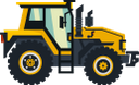 трактор, колесный трактор, строительная техника, wheeled tractor, construction equipment, traktor, radtraktor, baumaschinen, tracteur, tracteur à roues, matériel de construction, tractor, tractor de ruedas, maquinaria de construcción, trattore, trattore gommato, attrezzatura per l'edilizia, trator, trator de rodas, equipamento de construção, колісний трактор, будівельна техніка