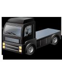 грузовик, седельный тягач, транспорт, black, truck, tractor unit, transport, вантажівка, сідельний тягач