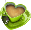 кофе, чашка кофе, кофе с пенкой, чашка для кофе, сердце, чашка с блюдцем, ложка, блюдце, coffee, cup of coffee, coffee with foam cup of coffee, heart, cup and saucer, spoon, saucer, kaffee, kaffee mit schaum tasse kaffee, herz, tasse und untertasse, löffel, untertasse, tasse de café, le café avec de la mousse tasse de café, coeur, tasse et soucoupe, cuillère, soucoupe, taza de café, café con la taza de espuma de café, corazón, y platillo, cuchara, platillo, caffè, tazza di caffè, caffè con schiuma tazza di caffè, cuore, tazza e piattino, cucchiaino, piattino, café, chávena de café, café com o copo de espuma de café, coração, e pires, colher, pires, зеленый