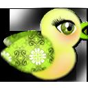 14 c hick a dee lemon lime flora