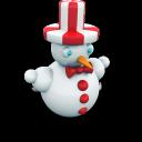 snowman porcelain, vista, archigraphs