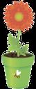 вазон, цветочный горшок, цветок гербера, flower pot, flower gerbera, blumentopf, blume gerbera, vase, pot de fleur, fleur gerbera, florero, maceta, flores de gerbera, vaso di fiori, vaso, vaso de flores, gerbera