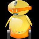 happy robot sh