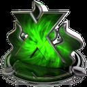 x fire green