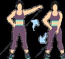 фитнес, спортсменка, девушка, спортивные упражнения, тренировка, спортивный тренажер, спорт, здоровье, sportswoman, girl, sports exercises, sports training, sports, health, sportlerin, mädchen, sportübungen, training, sporttraining, gesundheit, sportive, fille, exercices sportifs, entraînement, entraînement sportif, santé, deportista, niña, ejercicios deportivos, entrenamiento, entrenamiento deportivo, deportes, salud, sportiva, ragazza, esercizi sportivi, allenamento, allenamento sportivo, sport, salute, fitness, desportista, menina, exercícios de esportes, treinamento, treinamento esportivo, esportes, saúde, фітнес, дівчина, спортивні вправи, тренування, спортивний тренажер, здоров'я