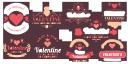 валентинка, день святого валентина, любовь, день влюбленных, сердце, лента, баннер, день валентина, купидон, стрела, сердечки, love, lovers' day, heart, ribbon, cupid, arrow, hearts, valentine's day, liebe, tag der liebenden, herz, band, pfeil, herzen, valentinstag, amour, journée des amoureux, coeur, ruban, bannière, cupidon, flèche, coeurs, saint-valentin, día de los enamorados, corazón, cinta, bandera, flecha, corazones, día de san valentín, amore, giorno degli innamorati, cuore, nastro, banner, freccia, cuori, san valentino, amor, dia dos amantes, coração, fita, bandeira, cupido, seta, corações, dia dos namorados, кохання, день закоханих, серце, стрічка, банер, купідон, стріла, сердечка