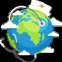 фонендоскоп, стетоскоп, глобус, планета земля, медицина, stethoscope, planet earth, medicine, phonendoskop, stethoskop, globus, planet erde, medizin, phonendoscope, stéthoscope, globe, planète terre, médecine, estetoscopio, globo terráqueo, planeta tierra, fonendoscopio, stetoscopio, pianeta terra, estetoscópio, globo, planeta terra, medicina
