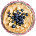 блины на тарелке с ягодами, черника, банан, тарелка, масленица, блины на масленицу, pancakes on a plate with berries, blueberries, a plate, carnival, pancake on shrove tuesday, pfannkuchen auf einem teller mit beeren, heidelbeeren, eine platte, karneval, pfannkuchen am faschingsdienstag, crêpes sur une plaque avec des baies, bleuets, une plaque, crêpes le mardi gras, crepes en un plato con bayas, arándanos, plátano, un plato, panqueques el martes de carnaval, frittelle su un piatto con frutti di bosco, mirtilli, banane, un piatto, carnevale, pancake il martedì grasso, panquecas em um prato com frutas vermelhas, amoras, banana, uma placa, carnaval, panqueca na terça de carnaval