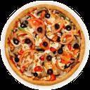 пицца с анчоусами сыром и помидорами, fish anchovy pizza with cheese and tomato, fisch sardellen-pizza mit käse und tomaten, pizza anchois poisson avec du fromage et tomate, pizza de anchoas de pescado con queso y tomate, la pizza acciughe pesce con formaggio e pomodoro, pizza de anchova peixe com queijo e tomate