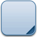 blue paper, document, голубая бумага, документ