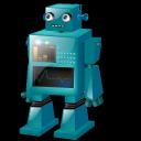 classic robot sh