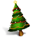 christmas, tree, 512