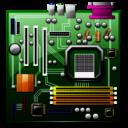 motherboard, 128
