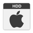 hd d apple