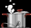кухонная посуда, кастрюля, половник, cookware, ladle, kochgeschirr, pfanne, suppenkelle, ustensiles de cuisine, louche, utensilios de cocina, sartén, cuchara, pentole, padella, mestolo, panelas, pan, concha