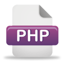 php, file
