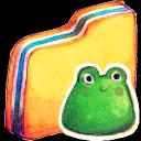 y, froggy