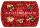 коробка шоколадных конфет, box of chocolates, schachtel pralinen, boîte de chocolats, caja de bombones, scatola di cioccolatini, caixa de chocolates, красный
