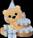 многоярусный торт, с днем рождения, плюшевый мишка, подарок, свеча, multi-tiered cake, happy birthday, teddy bear, gift, candle, tier-kuchen, geburtstag, teddybär, ein geschenk, kerze, gâteau à plusieurs niveaux, anniversaire, ours en peluche, cadeau, bougie, por niveles torta, cumpleaños, oso de peluche, tiered torta, compleanno, orsacchiotto, un regalo, una candela, hierárquico bolo, aniversário, ursinho de pelúcia, um presente, vela, багатоярусний торт, з днем народження, плюшевий ведмедик, подарунок, свічка