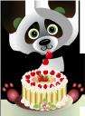 животные, панда, медведь, бамбуковый медведь, большая панда, торт, animals, bear, bamboo bear, big panda, cake, tiere, bär, bambusbär, großer panda, kuchen, animaux, ours, ours en bambou, gros panda, gâteau, animales, oso, oso de bambú, pastel, animali, orso, orso di bambù, grande panda, torta, animais, panda, urso, urso de bambu, panda grande, bolo, тварини, ведмідь, бамбуковий ведмідь, велика панда