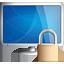 computer, lock