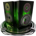 speakers green