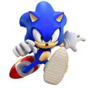 sonic run