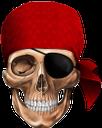 череп, пират, череп человека, красная бандана, одноглазый пират, skull, human skull, red bandana, one-eyed pirate, schädel, pirat, menschlicher schädel, rotes bandana, einäugiger pirat, crâne, pirate, crâne humain, bandana rouge, pirate borgne, cráneo, cráneo humano, pañuelo rojo, pirata tuerto, teschio, teschio umano, bandana rossa, pirata con un occhio solo, crânio, pirata, crânio humano, bandana vermelha, pirata de um olho, пірат, череп людини, червона бандана, одноокий пірат