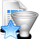 filter data star