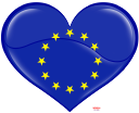 сердце, любовь, европа, евросоюз, сердечко, флаг евросоюза, love, europe, heart, eu flag, liebe, herz, eu-flagge, amour, l'europe, coeur, drapeau de l'ue, corazón, bandera de la ue, cuore, amore, il cuore, la bandiera ue, amor, europa, eu, coração, bandeira da ue