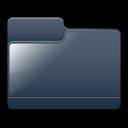 generic folder black