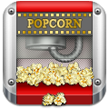 apple. mobile store popcorn