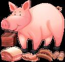 мясо, свинья, свинина, сосиска, бекон, мясные продукты, meat, pig, pork, sausage, meat products, fleisch, schwein, schweinefleisch, wurst, speck, fleischprodukte, viande, porc, saucisse, produits carnés, cerdo, salchicha, tocino, productos cárnicos, maiale, salsiccia, pancetta, prodotti a base di carne, carne, porco, carne de porco, salsicha, bacon, produtos de carne, м'ясо, свиня, м'ясні продукти