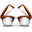 view, glasses