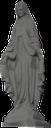 статуя, скульптура, дева мария, sculpture of the virgin mary, skulptur der jungfrau maria, statue, sculpture de la vierge marie, estatua, escultura de la virgen maría, statua, la scultura della vergine maria, estátua, escultura da virgem maria