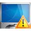 computer, warning