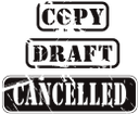 штамп, печать, копия, черновик, отменено, stamp, seal, copy, draft, canceled, stempel, drucken, kopieren, entwurf, abgebrochen, timbre, impression, copie, projet, annulé, sello, impresión, proyecto, timbro, stampa, copia, progetto, annullato, selo, impressão, cópia, projecto, cancelado, печатка, копія, чернетка, скасовано