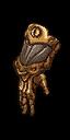 gladiator, gauntlets