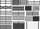 забор, кирпичная стена, ограждение, ограда, архитектурные элементы, brick wall, fence, architectural elements, mauer, zaun, architektonische elemente, mur de briques, clôture, éléments architecturaux, pared de ladrillo, valla, muro di mattoni, recinzione, elementi architettonici, muro, parede de tijolos, cerca, elementos arquitectónicos, паркан, цегляна стіна, огородження, огорожа, архітектурні елементи