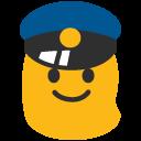 emoji, u1f46e