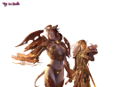 world of warcraft, high elf, draenei, girl, warrior, girls, warriors, дреней, высший эльф, воин, воины, варкрафт, секси воин, sexy warrior