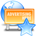 web advertising star 128