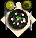 салат, тарелка с салатом, меню, сервировка, тарелка с едой, продукты питания, еда, salad, plate with salad, serving, plate with food, food, salat, teller mit salat, menü, servieren, teller mit essen, essen, salade, assiette avec salade, portion, assiette avec de la nourriture, nourriture, ensalada, plato con ensalada, menú, servicio, plato con comida, insalata, piatto con insalata, porzione, piatto con cibo, cibo, salada, prato com salada, menu, servindo, prato com comida, comida, тарілка з салатом, сервіровка, тарілка з їжею, продукти харчування, їжа