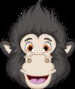 животные, обезьяна, голова обезьяны, animals, monkey, monkey head, tiere, affe, affenkopf, animaux, singe, tête de singe, animales, mono, cabeza de mono, animali, scimmia, testa di scimmia, animais, macaco, cabeça de macaco, тварини, мавпа, голова мавпи